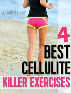Cellulite is every woman's nightmare, and just sitting on your butt all day won't make it disappear. Cellulite can only be removed with hard work and dedication, but you also need to know good...