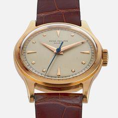 1955 Rose Gold Patek Philippe Reference 2508 – HODINKEE Shop