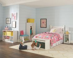 Are your kids' toys taking over your house? Organize your children's playroom and the rest of your home with our nine expert tips on our blog. #Playroom #ToyStorage #KidsRoom Kids Storage, Table Storage, Toy Storage, Locker Storage, Side Tables For Sale, Game Room Furniture, Side Tables Bedroom, Standing Shelves, Toy Organization