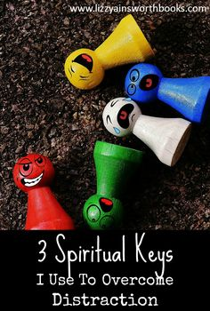 3 Spiritual Weapons to Overcome Distraction