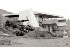 Venturo House.Lima, 1958
