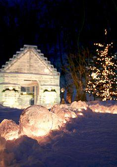 Snow Wedding Ice Bar ギャラリー|ジャルダン・ドゥ・ボヌール