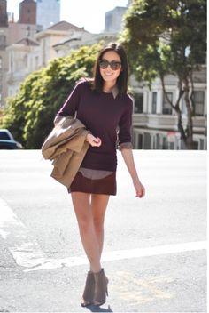 Where the Sidewalk Begins: Fashion