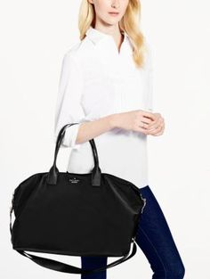 CLASSIC NYLON LYLA WEEKENDER $298  kate spade new york is known the world over for their bold and stylish designer clothing, designer shoes, women fashion accessories and more. free shipping and free returns.