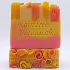 Summer Citrus Handmade Artisanal Cold by RainTreeBotanicals, $6.50