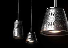 decoracion_espontanea_david_pompa_4 David Pompa, Mexican Fashion, Black Clay, Pretty Lights, Mexican Art, Mason Jar Lamp, Home Deco, Industrial Design, Furniture Decor