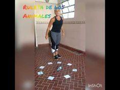 Juego Ruleta De Los Animales Distintos Desplazamientos Youtube Educacion Fisica Juegos Juegos De Coordinacion Ejercicios De Educacion Fisica