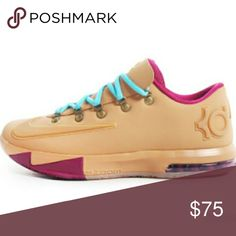 6c61cdae168a Spotted while shopping on Poshmark  Mens NiKe KD 6 Ext Gum!  poshmark