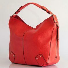 very conformable and elegant red!