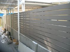 composite fence - Google Search