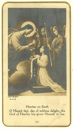 Holy Card, undated | Flickr - Photo Sharing!