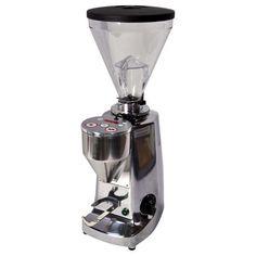 Mazzer Super Jolly electronic - chrom - Hochglanz Alu Home Espresso Machine, Shops, Tents, Retail, Retail Stores