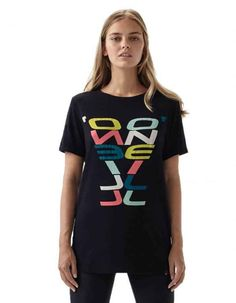 6f367ac870 Leporolt O'Neill modell, biopamut női póló Ingek, Póló, Fitnesz, Divat