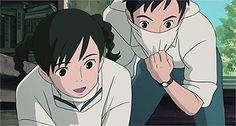 From Up The Poppy Hill. I love this pairing! <-same but i was SO MAD when he did that!