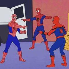 Spiderman Meme, Mundo Marvel, Memes, Avatar The Last Airbender Art, Meme Template, Spider Verse, Love Stars, Live Action, Marvel Universe