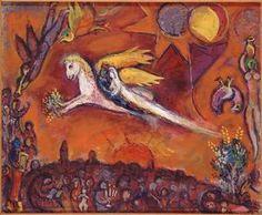 Cantique des Cantiques IV (8) - (Marc Chagall)