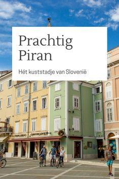Piran is één van de mooiste stadjes die ik ooit heb gezien. Lees verder en ontdek hoe prachtig dit Sloveense kustplaatsje is. Time Travel, Places To Travel, Places To Visit, Bohinj, Ancient Greek Architecture, Future Travel, Holiday Destinations, Outdoor Activities, Incredible India