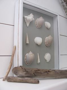 Another cute beachy idea from Emerald Cove