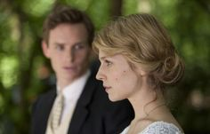 I saw Birdsong in London and Eddie Redmayne and Clemence Poesy were outstanding. Eddie Redmayne, Seth Macfarlane, Charlize Theron, Natalie Dormer, Live At The Apollo, Clemence Poesy, Masterpiece Theater, Kino Film, Bbc One