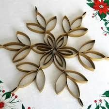 25 ideas homemade christmas tree toppers tutorials for 2019 Paper Towel Roll Crafts, Toilet Paper Roll Art, Toilet Paper Roll Crafts, Diy Paper, Diy Christmas Tree Topper, Christmas Decorations, Diy Tree Topper, Star Tree Topper, Tree Decorations
