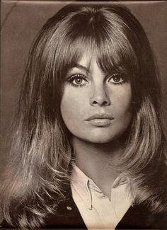 60's model Jean Shrimpton