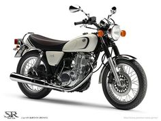 Planet Japan Blog: Yamaha SR 400 2012