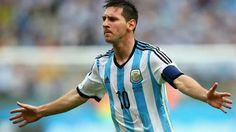 Nigeria 2 - 3 Argentina