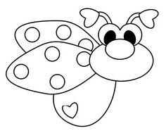 Little Scraps of Heaven Designs: Free Love Bug Ladybug Digi Stamp