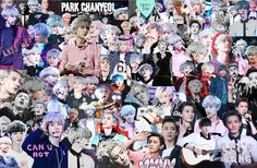 Chanyeol Collage