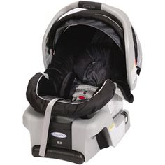 Graco - SnugRide 30 Infant Car Seat, Metropolis  going for neutrals so we can use it for boy or girl