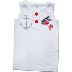 Letnia koszulka dla dziewczynki z kolekcji Zatoka MMDadak - wygodna, bawełniana, przewiewna.