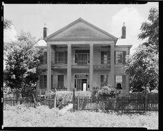 Bullard House, Perdue Hill, Monroe County, Alabama