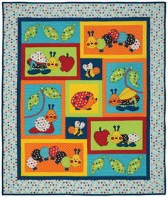 Bugs a Lot Quilt Pattern