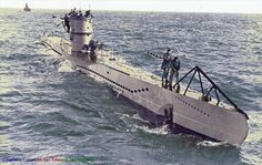 The U-101 was a Type VIIB U-boat of German Kriegsmarine during World War II. She was laid down on 31 March 1939 at Germaniawerft, Kiel, as 'Werk 595', launched on 13 January 1940 and commissioned under her first commander Kapitänleutnant Fritz Frauenheim on 23 September of that year. Frauenheim commanded her for her work-up with the 7th U-boat Flotilla between 11 March and 18 November 1940