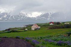 Islândia Brasil - Fotos da Região Norte da Islândia