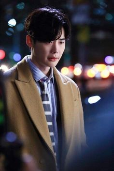Lee Jong Suk - While you were sleeping Still cut  Cr. Naver