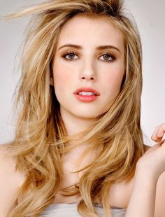 Emma Roberts. I wouldn't mind being her.