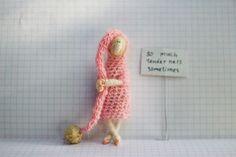 art dolls - weird dolls - strange dolls