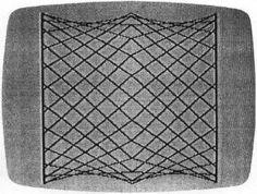 3-D Color Computer Patterns