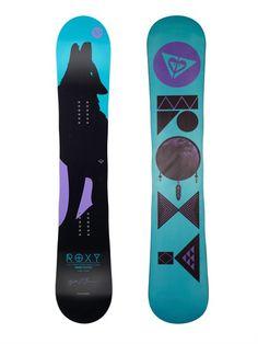 Ally BTX Snowboard | Roxy.com