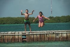 Kids Love Bonaire- Family Vacations Photo by Mike Burns, Pro Windsurfer and a VIP client of Caribbean Wind & Sun Vacations Family Vacations, Vip, Burns, Caribbean, Family Travel