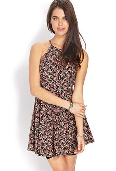 Garden Girl Skater Dress | FOREVER21 - 2000070904............ 13
