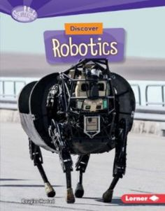 Buy Discover Robotics by Douglas Hustad and Read this Book on Kobo's Free Apps. Discover Kobo's Vast Collection of Ebooks and Audiobooks Today - Over 4 Million Titles! Stem Science, Science Nature, University Of Calgary, Fiction And Nonfiction, Art And Technology, Robotics, Audio Books, Literature, This Book