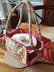Carrier & Cover Sewing Patterns - Classy Casserole Carrier Sewing Pattern