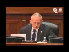 """Watch Trey Gowdy run intellectual rings around a """"disingenuous"""" Jonathan Gruber   Rare"""