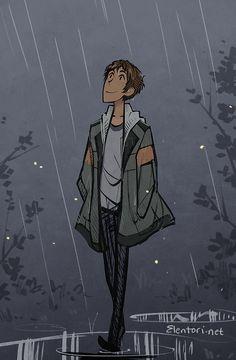 I miss rain