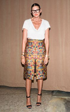 Jenna Lyons - Best Dressed New York Fashion Week