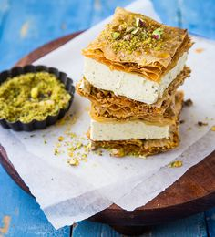 Ramadan & Eid food inspo - Treat yourself to some scrumptious cakes and bakes.