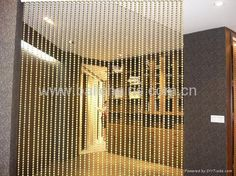 Wonderful Bead Chain Curtain Used In Decoration As Screen Or Room Divider. It Is  Fashionableu0026stylish,