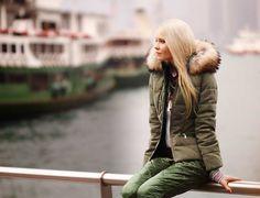 Down jacket Kitty - Jackets - Jackets / Coats - Clothing - Ladies | BOGNER.COM